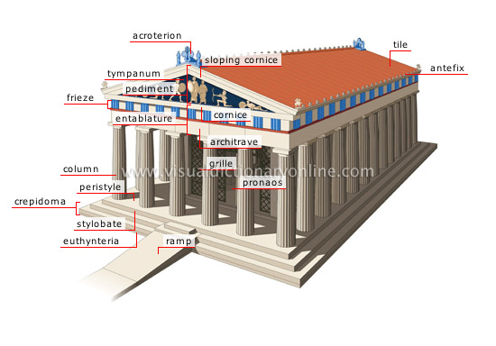 Greek temple [1]